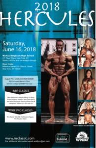 2018 INBF Hercules WNBF Super Pro Qualifier New York City