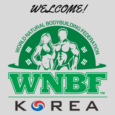 The WNBF welcomes new world affiliate WNBF Korea and President Jangrae Hong
