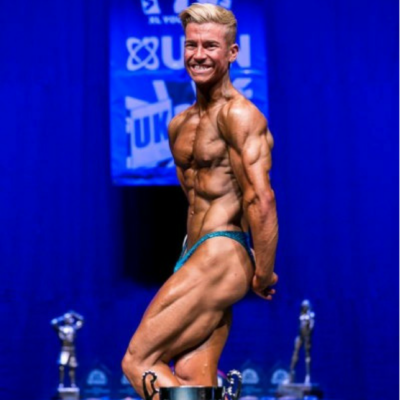 AJ Morris INBF Amateur Worlds Junior Bodybuilding Champion WNBF Blog Featured Athlete