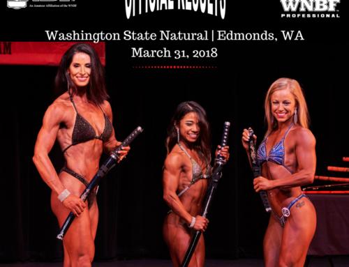 RESULTS: 2018 WA State Pro/Am
