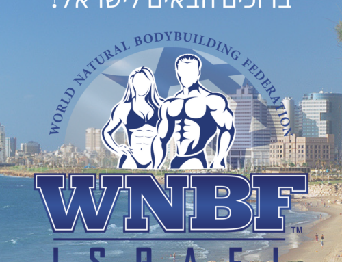 Welcome WNBF Israel