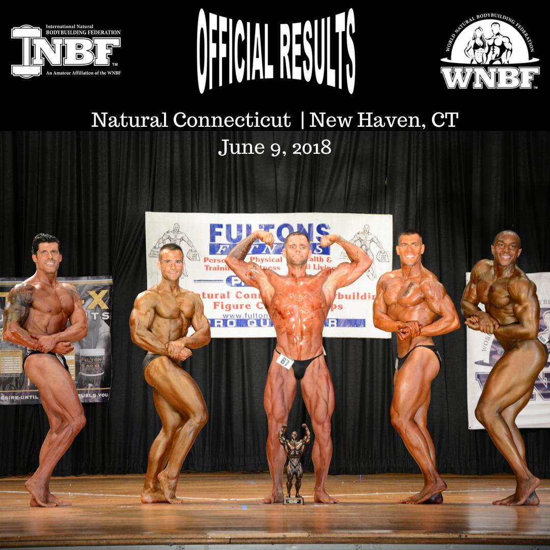 2018 INBF Natural Connecticut WNBF Pro Qualifier Mr and Mrs Connecticut New Haven Connecticut