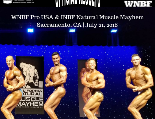 RESULTS: Muscle Mayhem Pro/Am