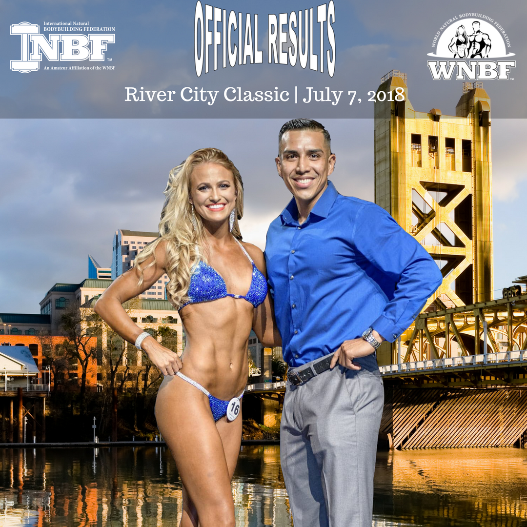 Alfredo Gaeta promoter of the 2018 INBF River City Classic WNBF Pro Qualifier Rosemont California