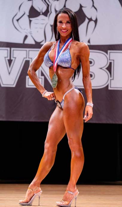 WNBF Featured Bikini World Champion Judging Criteria