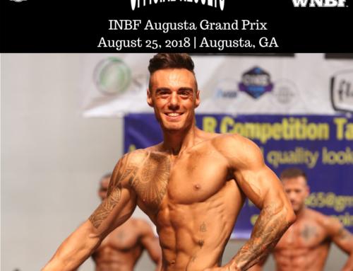 RESULTS: WNBF Pro & Augusta GP
