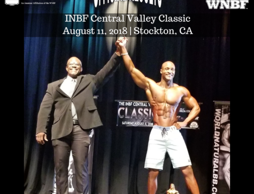 RESULTS: 2018 INBF Central Valley Classic