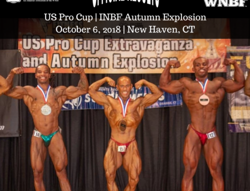 RESULTS: WNBF US Pro Cup & INBF Autumn Explosion