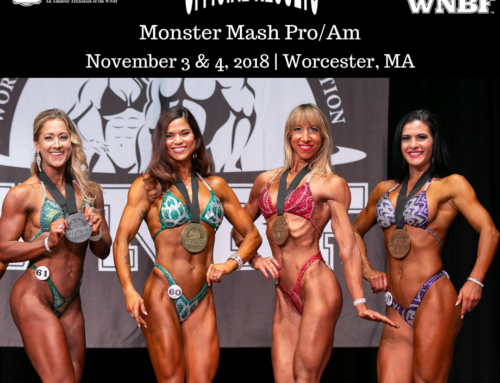 RESULTS: 2018 Monster Mash