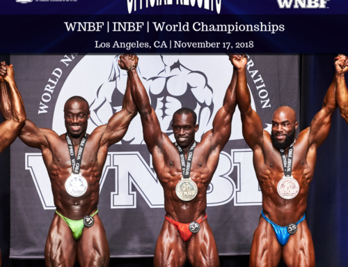 RESULTS: 2018 INBF WNBF World Championships