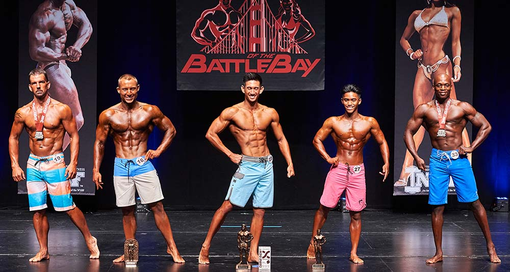 2018 INBF Battle of the Bay - CA