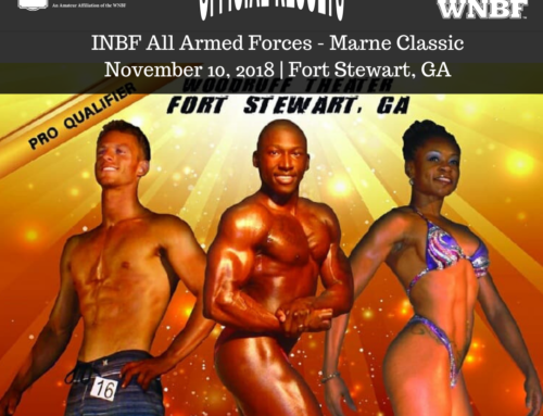 RESULTS: 2018 INBF All Armed Forces Marne Classic