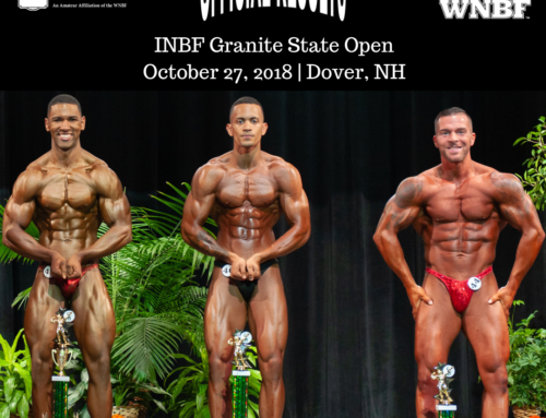 RESULTS:  2018 INBF Granite State Open