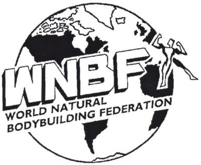 WNBF Original Logo World Natural Bodybuilding Federation 30 Year Anniversary Blog Post by Bob Bell WNBF Vice President