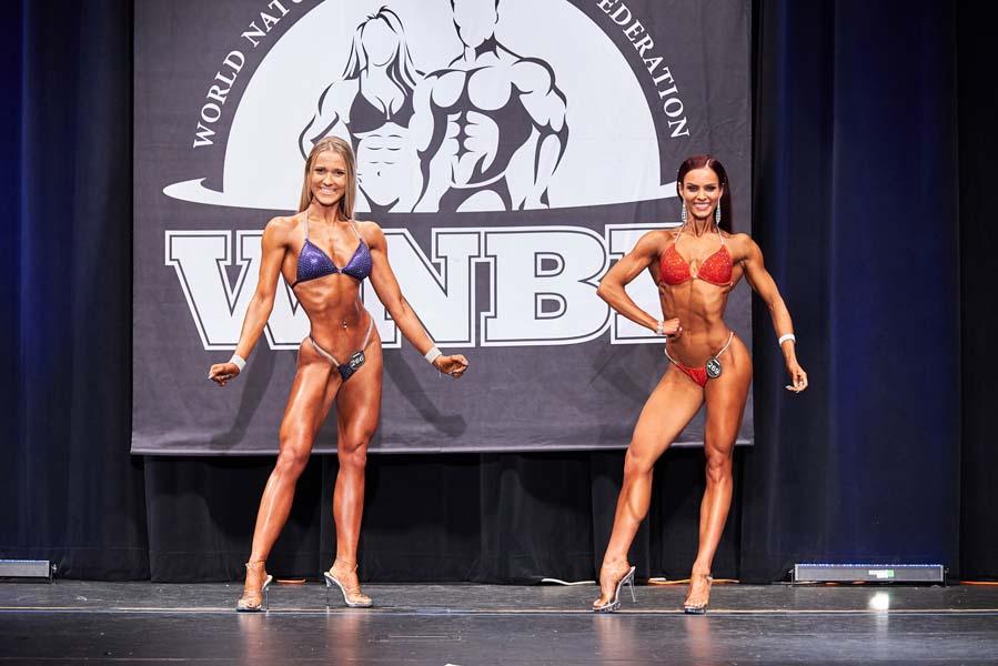 2018 Amateur Pro Worlds Recap World Natural Bodybuilding Federation
