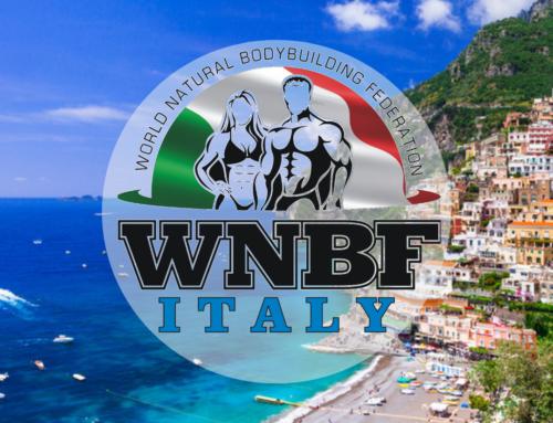 WNBF Italy
