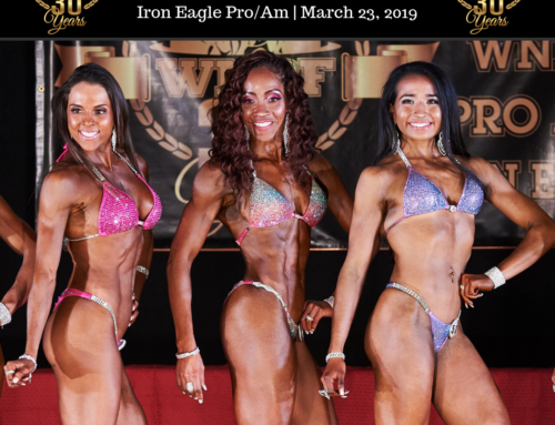 RESULTS: 2019 Iron Eagle Pro/Am