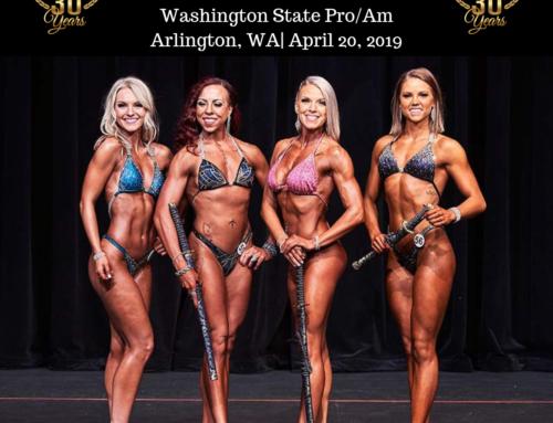 RESULTS: 2019 Wa State Pro/Am