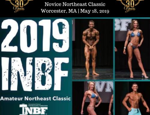 RESULTS: 2019 Novice NE Classic