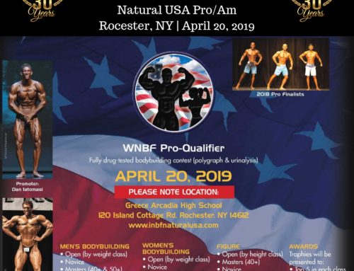 RESULTS: Natural USA Pro/Am