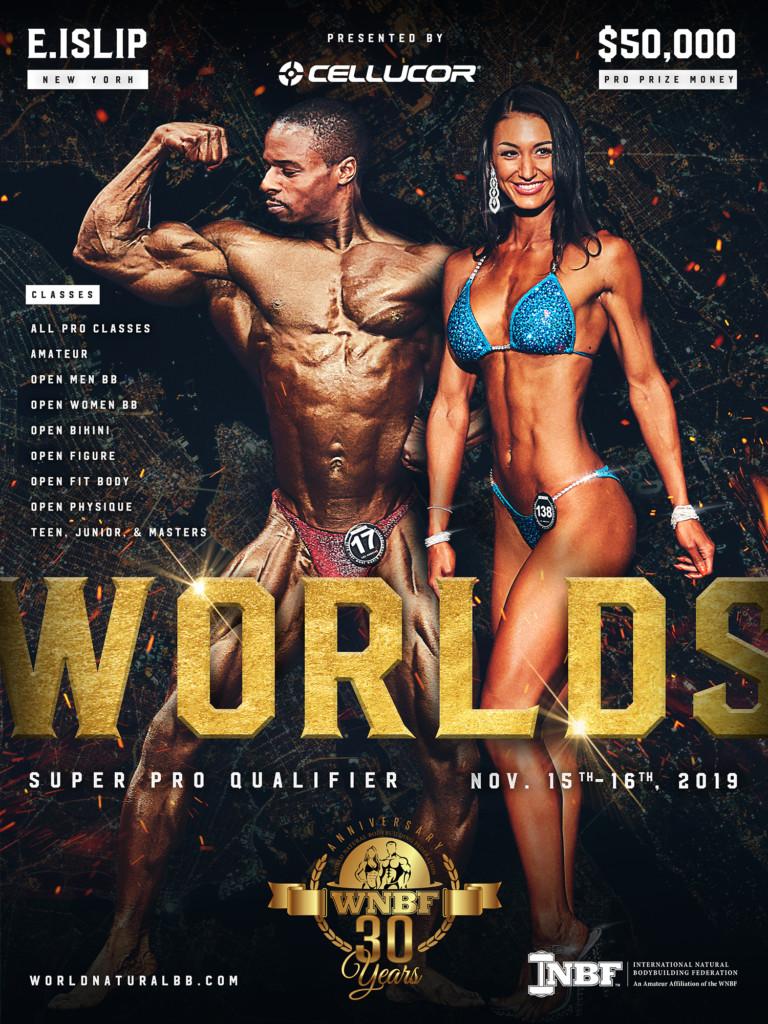 Wnbf 2019 Schedule 2019 INBF WNBF World Championships New York   World Natural