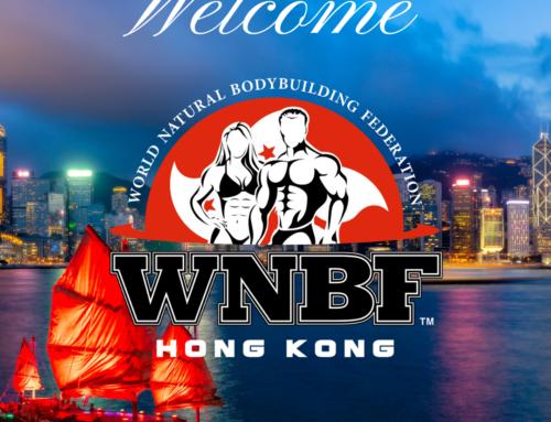 Welcome Hong Kong