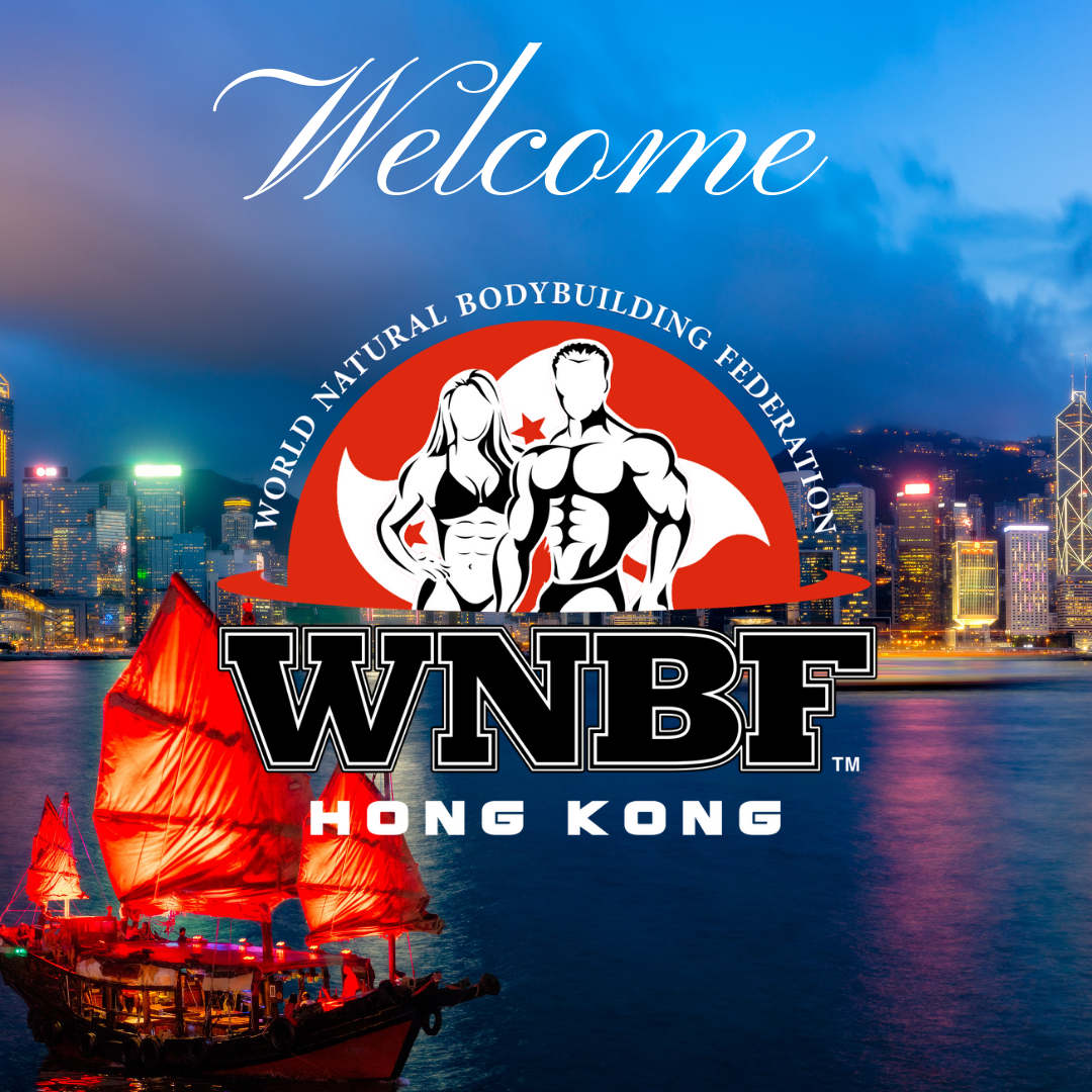 WNBF Hong Kong Affiliate of the WNBF