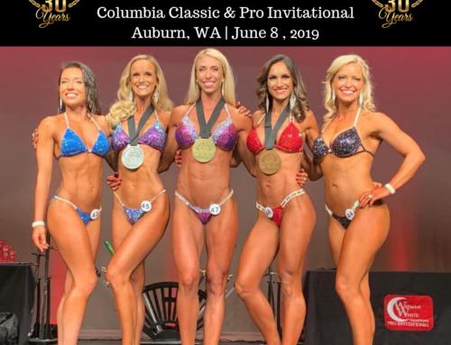 RESULTS: Columbia Classic & Pro Invit
