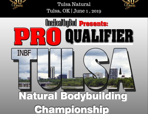 RESULTS: 2019 Tulsa Natural