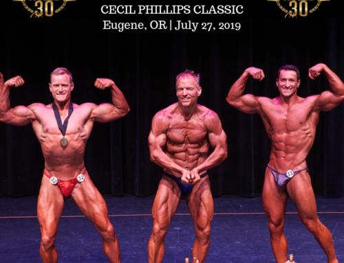 RESULTS: 2019 Inaugural Cecil Phillips Classic