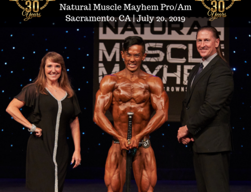 2019 Natural Muscle Mayhem Pro/Am