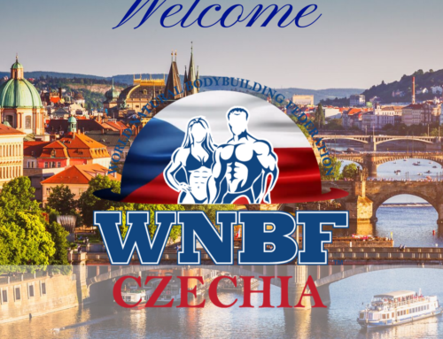 Welcome WNBF Czechia