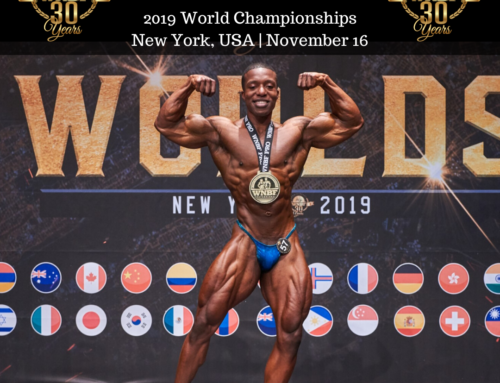 RESULTS: 2019 World Championships