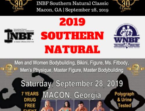 Results: 2019 Southern Natural