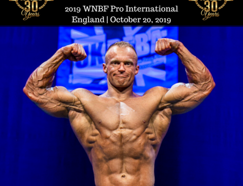 RESULTS: 2019 Pro International UK