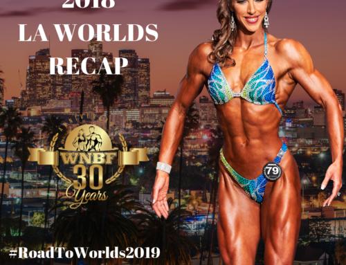 2018 Worlds Recap