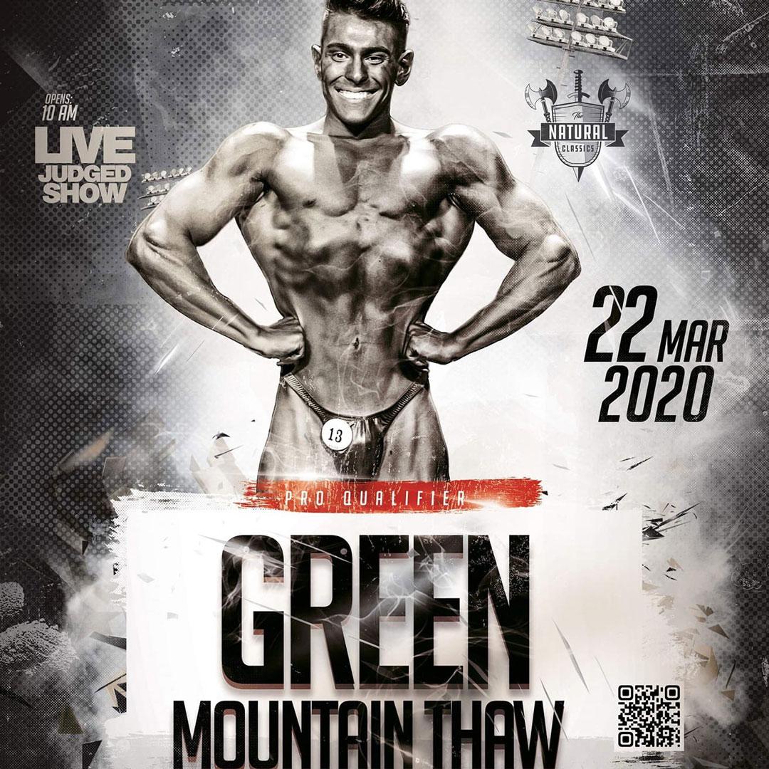 3-22-2020 INBF Green Mountain Thaw WNBF ProQ