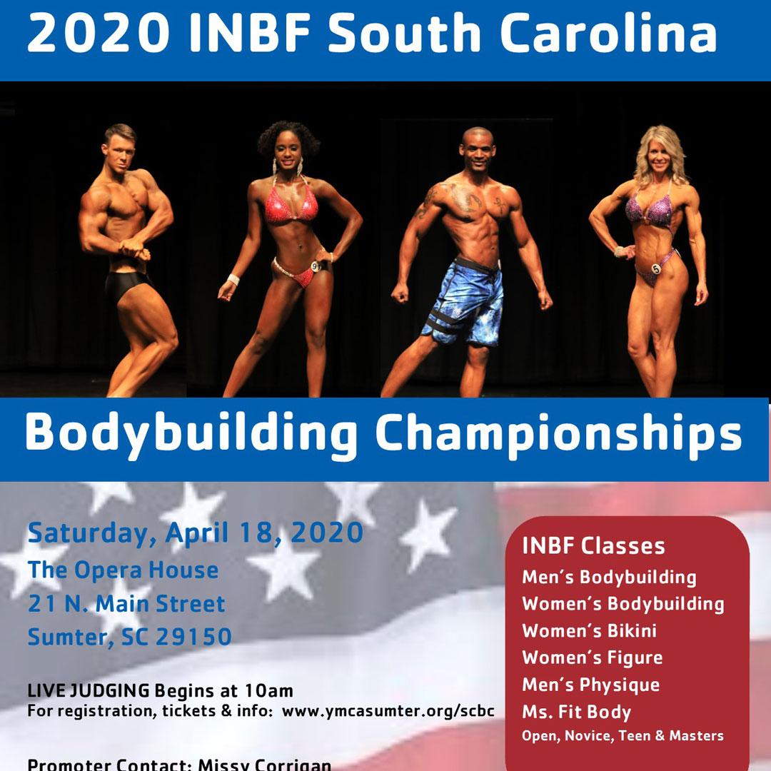 4-18-2020 INBF South Carolina Natural WNBF ProQ